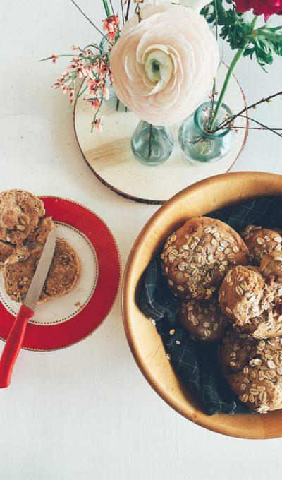 Brot und Brötchen selber backen und die Frage welches Mehl man kaufen soll